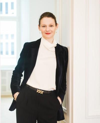 Dr. Katharina Garbers-von Boehm, LL.M., Maître en droit